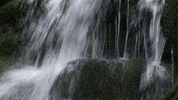 Flowing Waterfall Footage