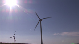 Large WindTurbines Footage