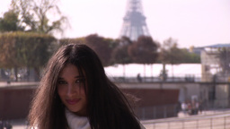 Young Hispanic Woman Footage