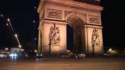 PARIS ANIMATION 5 stock footage