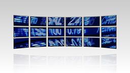 Stock Market Background Animation