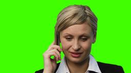 Confident Attractive Businesswoman 4 Animation