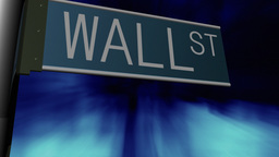WALL STREET SIGN 2 Animation