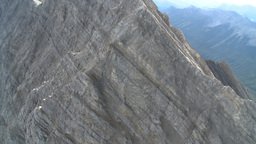 HD2009-9-33-25 aerial mountains Stock Video Footage