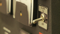 HD2009-9-41RC-7 diesel genny montage Stock Video Footage