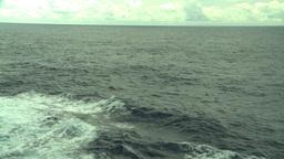 HD2008-8-11-2 ocean horizon Stock Video Footage