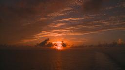 HD2008-8-11-22 ocean sunrise Footage