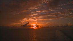 HD2008-8-11-22 ocean sunrise Stock Video Footage