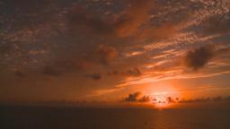 HD2008-8-11-24 ocean sunrise Stock Video Footage