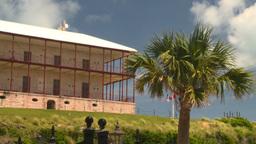 HD2008-8-12-28 Bermuda old fort Footage
