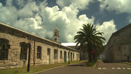 HD2008-8-12-46 Bermuda old town Stock Video Footage