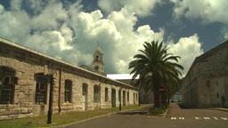 HD2008-8-12-46 Bermuda old town Footage