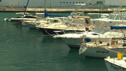 HD2008-8-12-54 Bermuda marina Footage