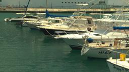 HD2008-8-12-54 Bermuda marina Stock Video Footage