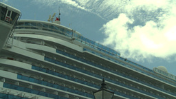 HD2008-8-13-12 cruise ship Footage