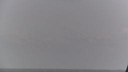 HD2008-8-13-40 San Juan fort from ocean Stock Video Footage