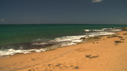 HD2008-8-14-10 San Juan beach Stock Video Footage