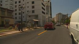 HD2008-8-14-16 San Juan street traffic Stock Video Footage