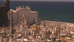 HD2008-8-14-26 San Juan cemetary Stock Video Footage