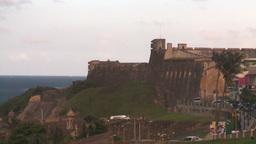 HD2008-8-14-68 San Juan old town fort Footage