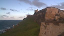 HD2008-8-14-77 San Juan old town fort Footage