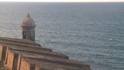 HD2008-8-14-79 San Juan old town fort Footage
