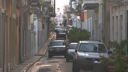 HD2008-8-15-7 San Juan old town Footage