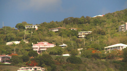 HD2008-8-15-31 StThomas old town hillside Footage
