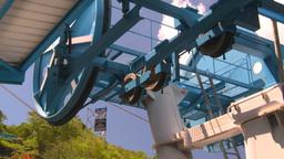 HD2008-8-15-41 StThomas gondola gears Footage