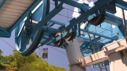 HD2008-8-15-41 StThomas gondola gears Stock Video Footage