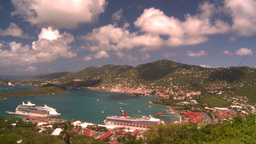 HD2008-8-15-49 StThomas ocean harbor Footage