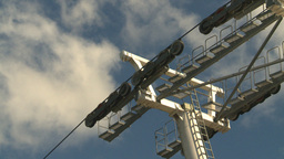 HD2008-8-15-51 StThomas gondola gears Stock Video Footage