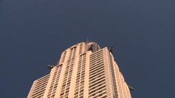 HD2008-8-18-24 NYC chrysler bdg Z Stock Video Footage
