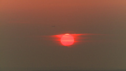 HD2008-8-18-44 NYC setting sun Stock Video Footage