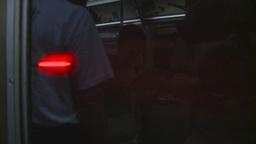 HD2008-8-19-33 NYC subway Stock Video Footage