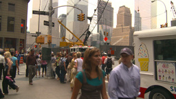 HD2008-8-19-57 NYC fdny truck respond Footage