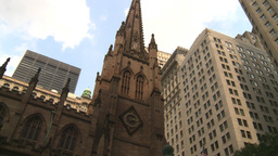 old church Stock Video Footage