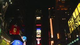 NYC times square Footage