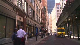 NYC cityscape Stock Video Footage