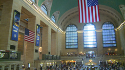HD2008-8-24-6 Grand Central Stock Video Footage