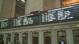 HD2008-8-24-8 Grand Central pan Stock Video Footage