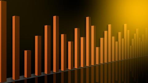 Graph 2 DOr HD Stock Video Footage