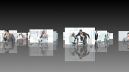 Business Video Montage Animation