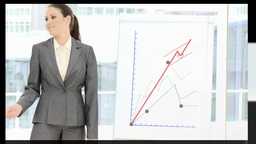 Business presentation Animation