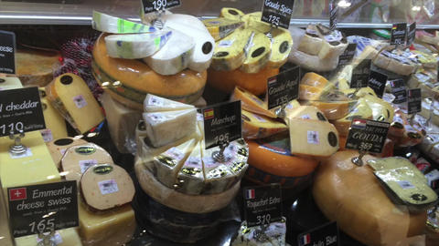 CHEESE Footage