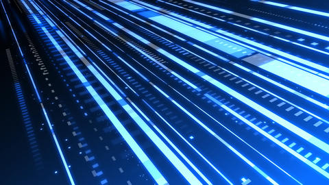 Digital network Belt Ab HD Stock Video Footage