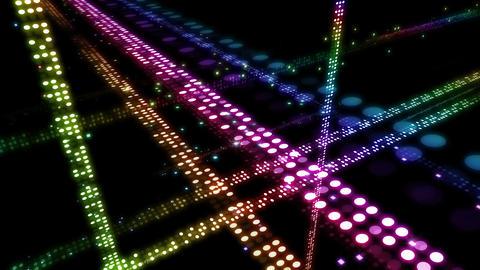 Digital network Data Cc HD Stock Video Footage