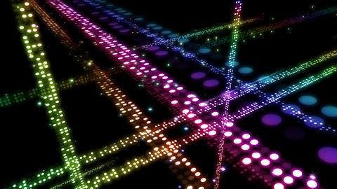 Digital network Data Cc HD Animation