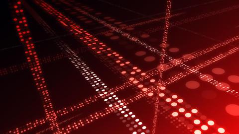 Digital network Data Cr HD Animation