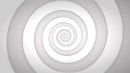White Retro Swirl Stock Video Footage